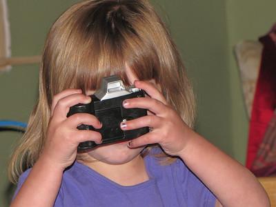 Mia's Birthday 2009