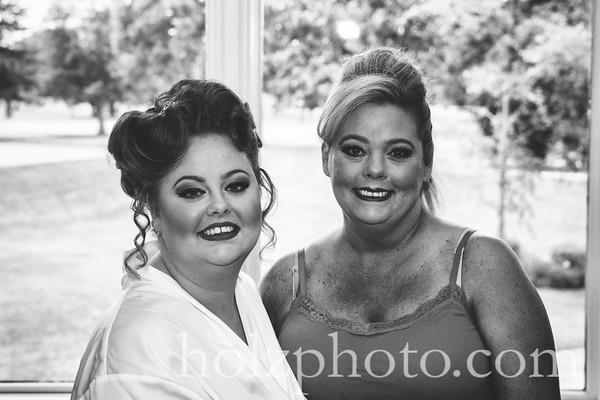 Annalisa & Paul B/W Wedding Photos