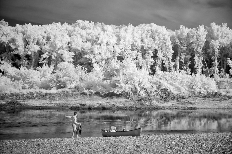 More IR coolness. We had a great spot to spend the evening.