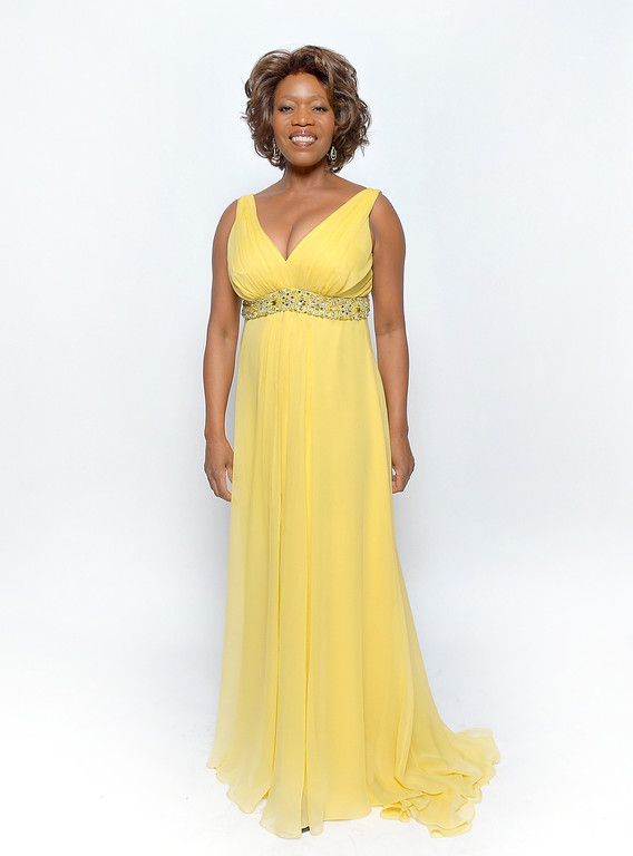 . LOS ANGELES, CA - FEBRUARY 01:  Actress Alfre Woodard poses for a portrait during the 44th NAACP Image Awards at The Shrine Auditorium on February 1, 2013 in Los Angeles, California.  (Photo by Charley Gallay/Getty Images for NAACP Image Awards)