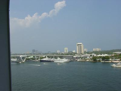 2002 - April Panama Canal