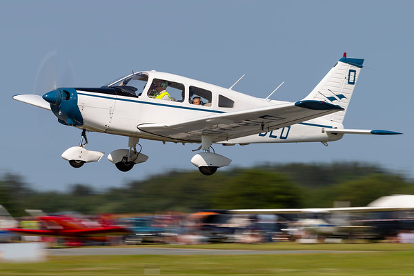 OY-BLO - Piper PA-28-151 Warrior