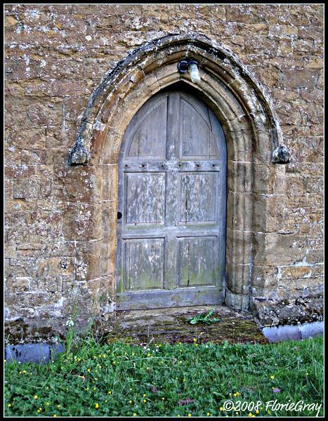 Knocking on Heaven's Door  ©2008 FlorieGray