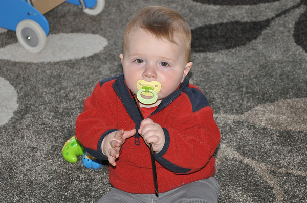 Cael's 1st Birthday Party!!