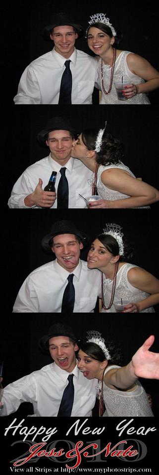 Jess & Nate (1/1/2010)