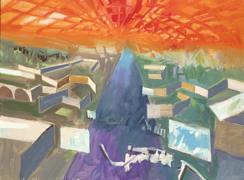 "John Hultberg, ""Road Through the Labyrinth"" (1979)"