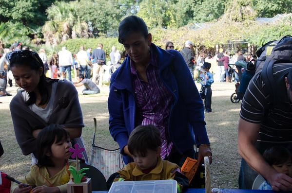10-19 - Atlanta Botanical Gardens - Fall Family Fun