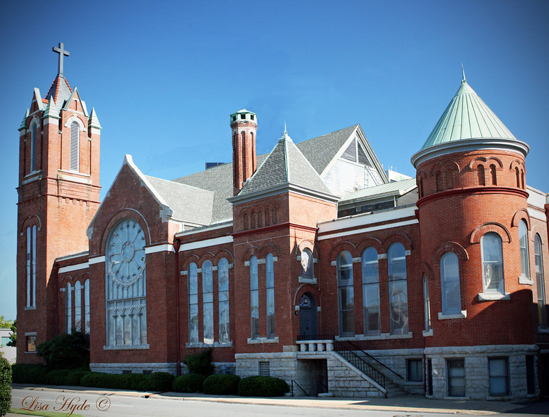 First United Methodist Church, Little Rock, AR