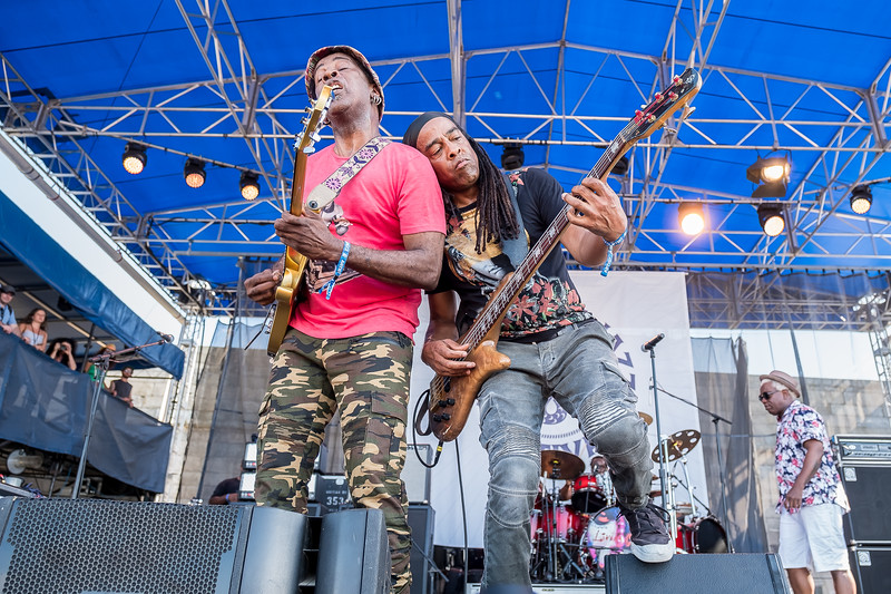 Living Colour - 2018 Newport Jazz Festival