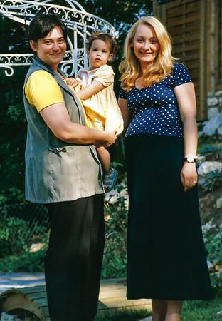 1998 Kriszti Pregnancy