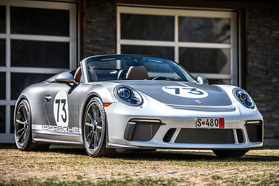 Porsche Speedster 2020