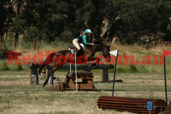 2014 11 09 Swan Valley Hunter Trials 80cm 16yrs and under