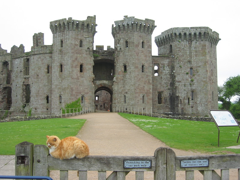 Rhaglan Castle
