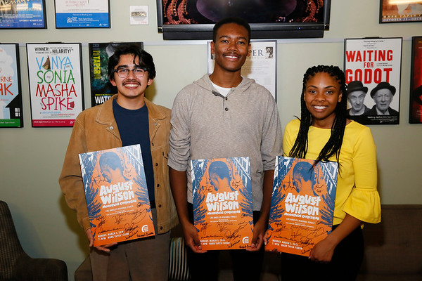 2018 August Wilson Monologue Competition (Press Images)