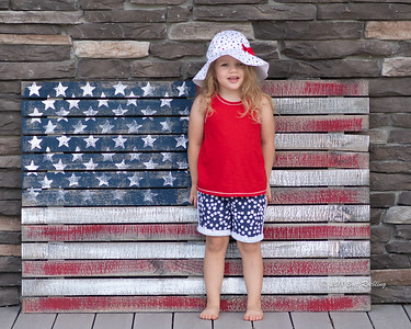 Brynlee's 4th of July 2018