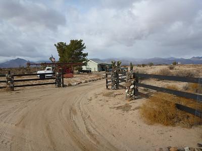Desert Cabin