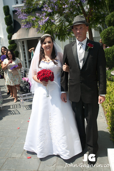 Christina and Nick's Wedding Preview