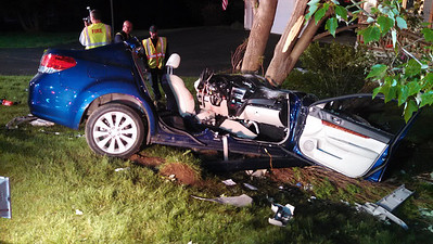 Accident with Entrapment 60 Forest St June 2014