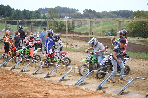 Muddy Creek - 10-09-2020 - Practice