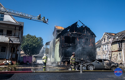3 Alarm Dwelling Fire - 24 Mansfield St, Springfield, MA - Unknown Date