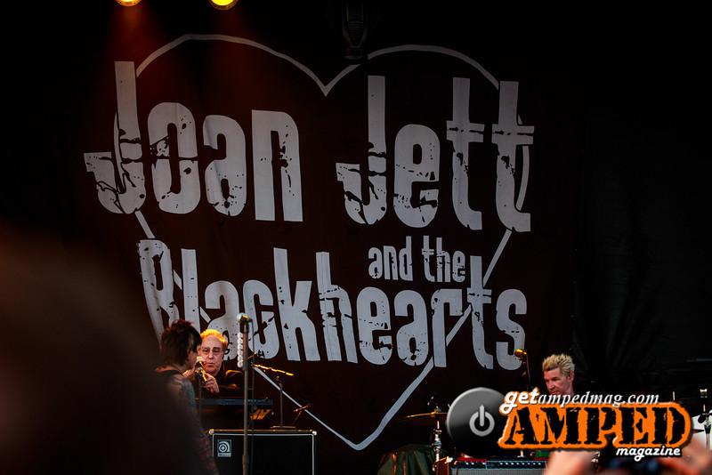 Joan Jett - DeLuna Fest