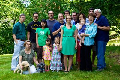 Family: 1972-2018