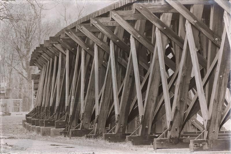 Railroad Testle