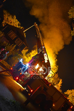 Vacant House Fire (8/20/2016)
