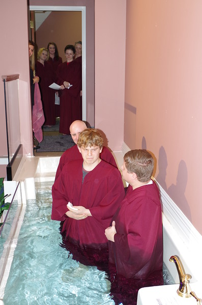 Baptism, 03-11-2015