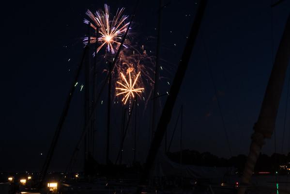 Grosse Pointe Farms Fireworks, 2019