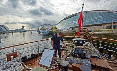 Lochranza Cruise