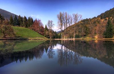 Lac du Reposoir