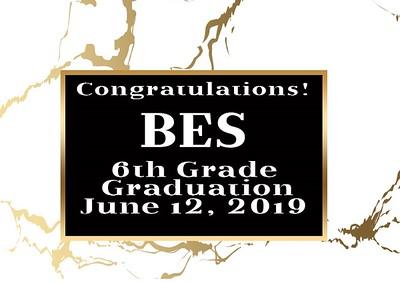 2019 BEP 6th Grade Graduation Dance!