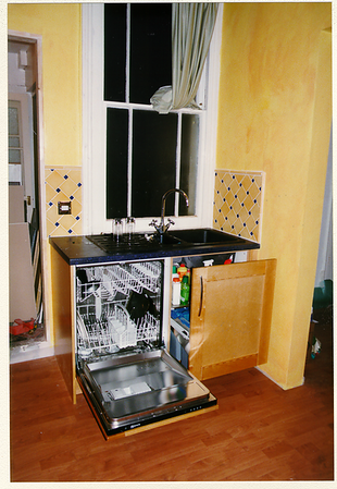 Kitchen 1999 makeover
