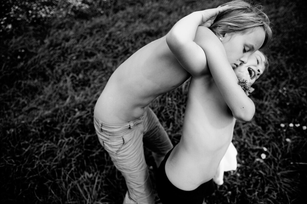 . This picture \'Ich bin Waldviertel\' by Dutch photographer Carla Kogelman won 1st Prize in People Observed Portraits Stories category of the 57th World Press Photo Contest, it was announced by the organizers in Amsterdam, The Netherlands, 14 February 2014. It shows Hannah and Alena, two sisters living in the rural village of Merkenbrechts, Austria.  EPA/CARLA KOGELMAN / HO