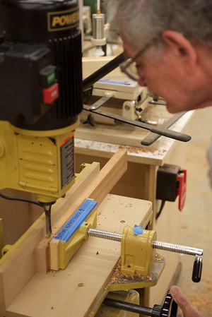 Making a Greene and Greene Blanket Chest with Knutson