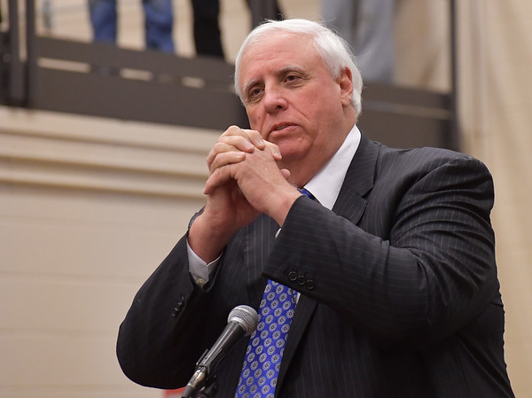 2017 Governor Jim Justice Visits to Marshall