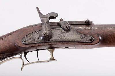 Patent half stock sporting rifle (NSN) 4