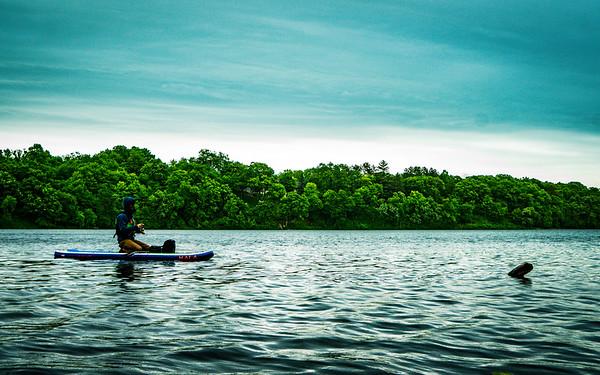 Easy Going SUPfishing