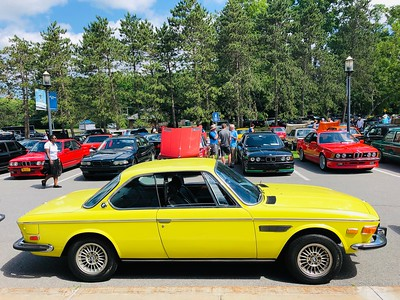 BMW Vintage at Saratoga 2019