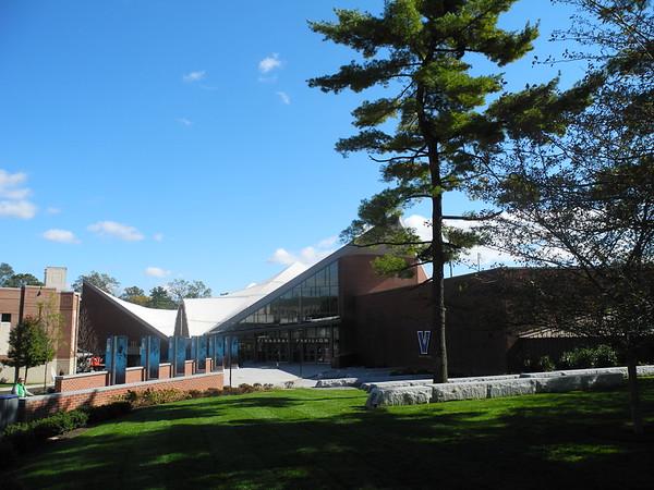 Villanova's Finneran Pavilion