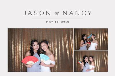 Jason & Nancy's Wedding