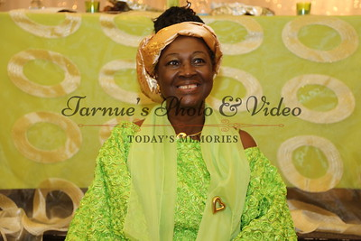 SERVICE OF THANKSGIVING FOR THE 70th BIRTHDAY OF MRS. DANLETTE  TOGBA BENSON SIPPLY WAS HELD AT JOHN P. MURZYN HALL 530 MILLS  STREET N.E. COLUMBIA HEIGHTS, MN. 55421  FRIDAY OCTOBER 20th,2017. PHOTO BY: TARNUE'S PHOTO & VIDEO 612.913.2831