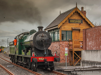 Steam Trains - 09-10/05/15