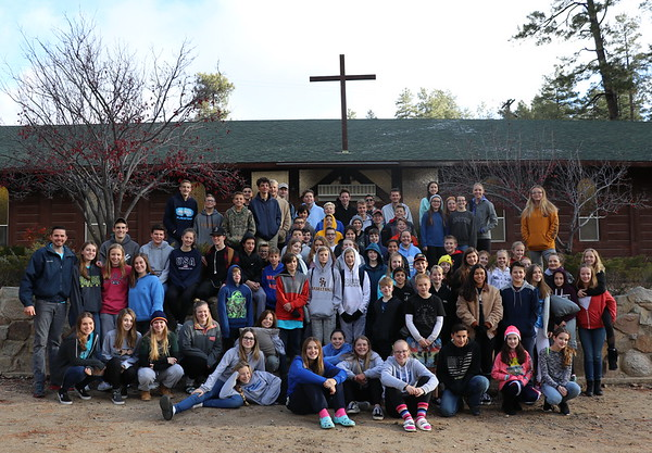 Junior High Winter Retreat 2018