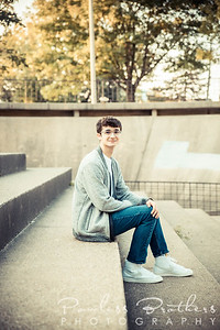 Xavier Powe Senior Portraits 2021