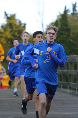 Cross Country Championship–October 27, 2018