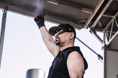 Body Count featuring Ice-T at Mayhem Festival 2014