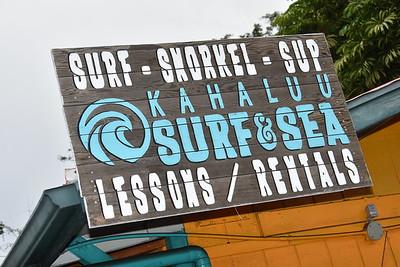 Kahalu'u Surf & Sea