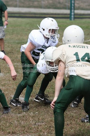 Lower Gold vs Lower White 9-10-11
